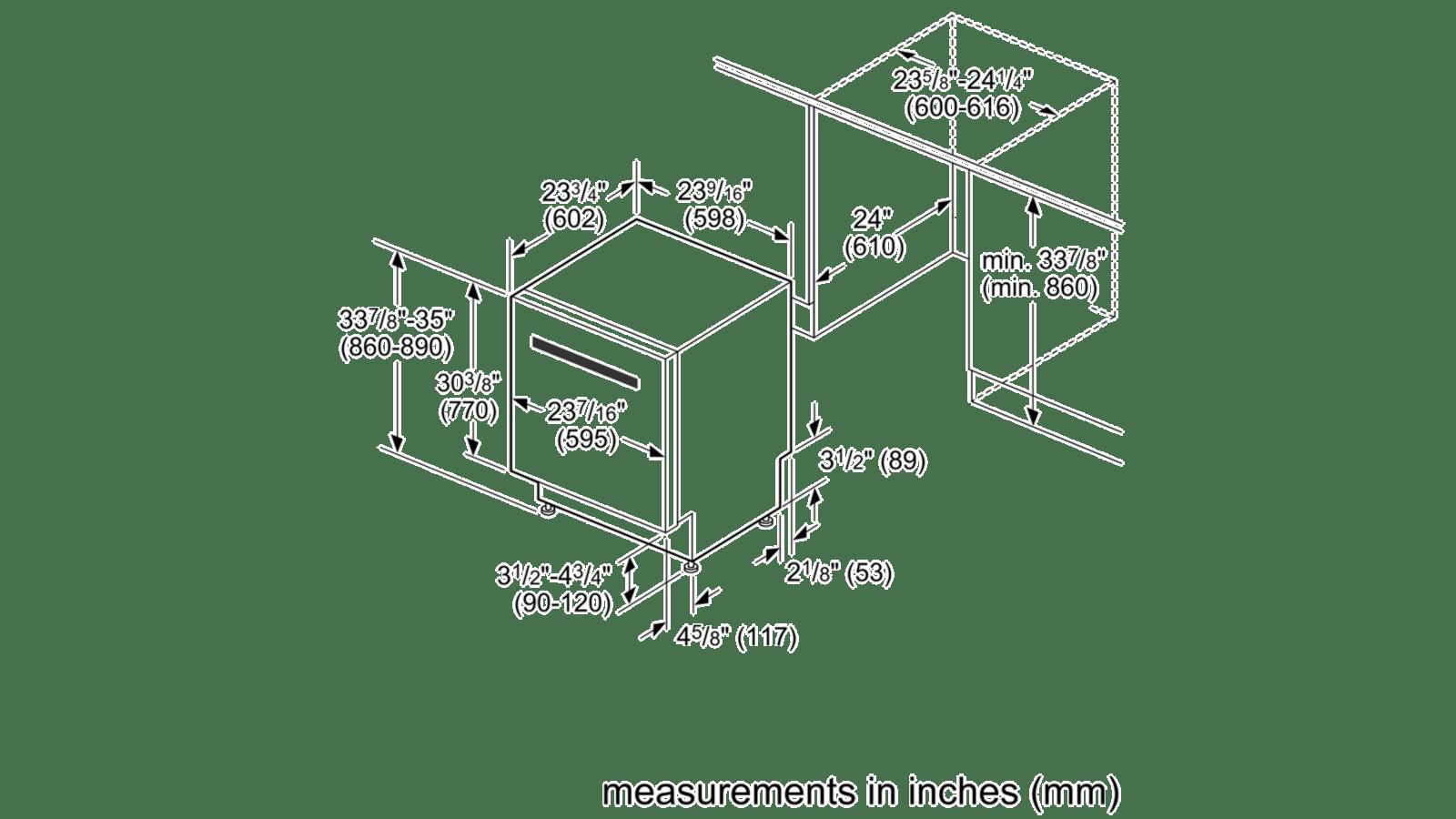 34 Bosch Dishwasher Parts Diagram