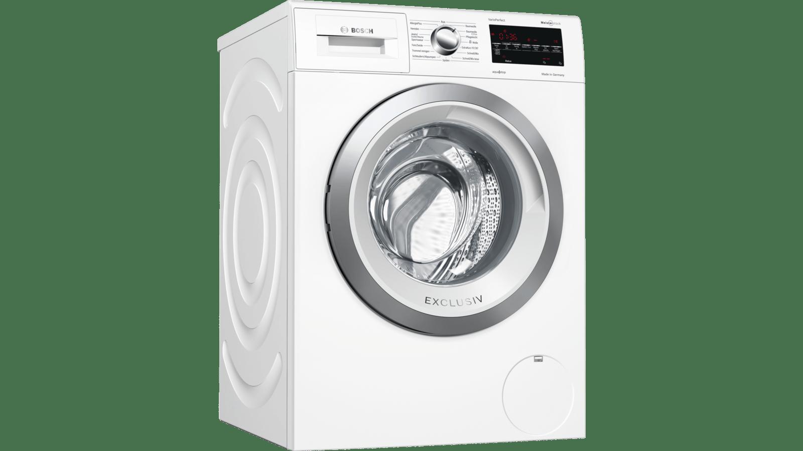 Bosch Wag28491 Waschmaschine Frontlader