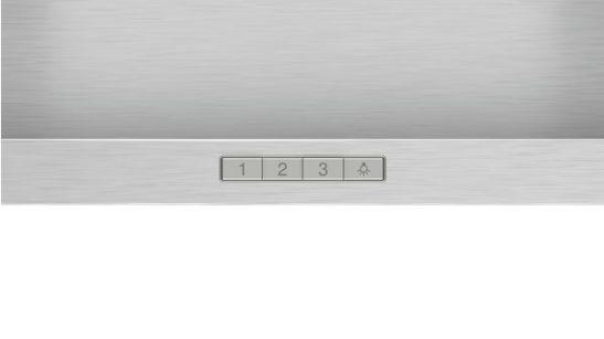 Serie   2 Hotă decorativă de perete 90 cm Inox DWP96BC50 DWP96BC50-5