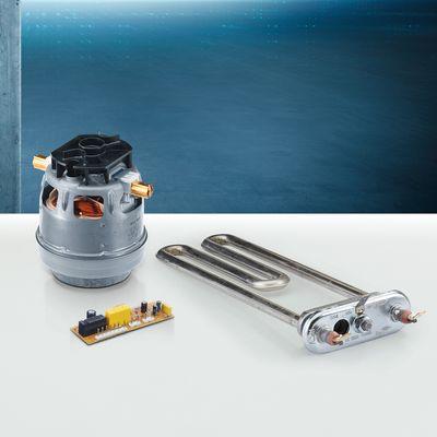 Siemens Provides Original Spare Parts