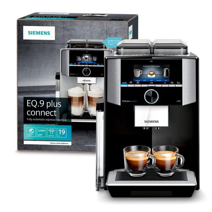 Siemens Ti9573x9rw Fully Automatic Coffee Machine