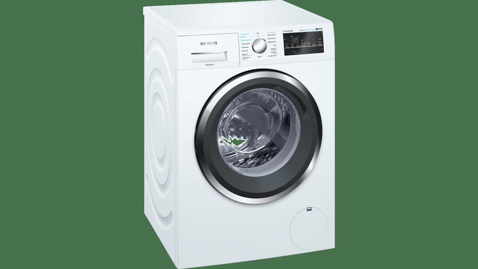 Siemens Wd15g493 Waschtrockner