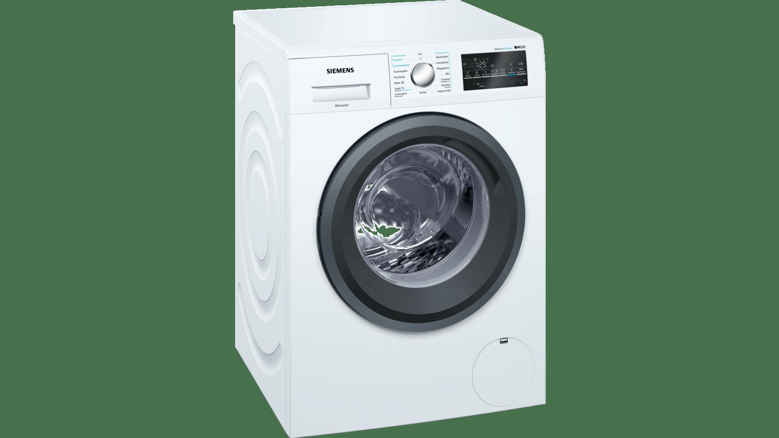 Siemens Wd15g443 Waschtrockner