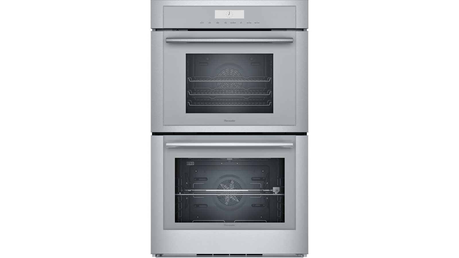 double steam wall oven