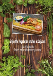 Vegetarian kitchen at Cajutan in Bangkok
