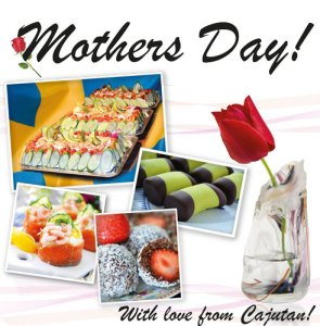 Mothers day in Thailand at Cajutan in Bangkok