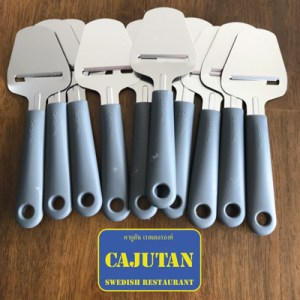 Buy your Swedish cheese slicer at Cajutan in Bangkok