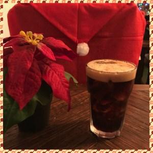 Svensk julmust på Cajutan i Bangkok