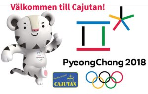 We show the Winter Olympics at Cajutan in Bangkok
