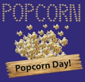 Free Swedish, salty popcorn for all guests at Cajutan in Bangkok