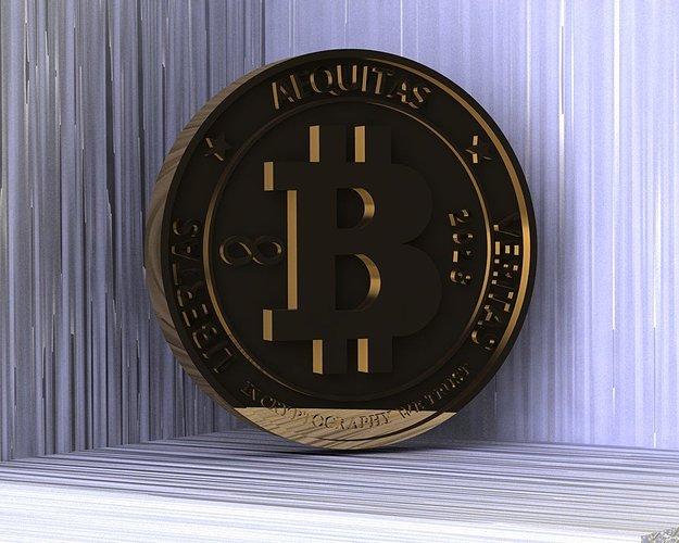 bitcoin trading symbol