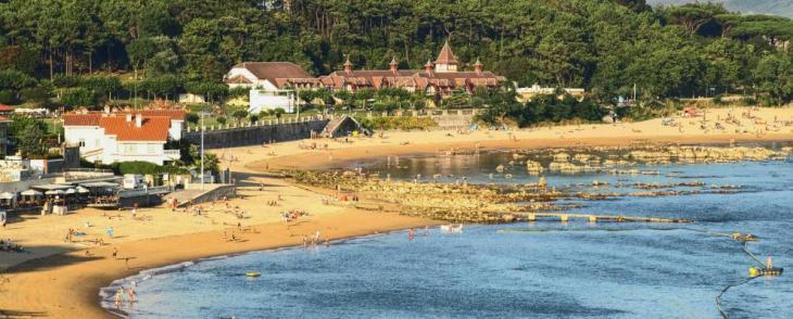 Playa de Los Peligros en Santander, Cantabria - Clubrural