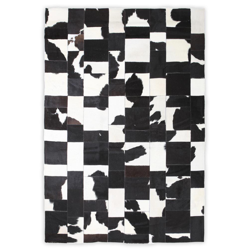 patchwork peau de vache