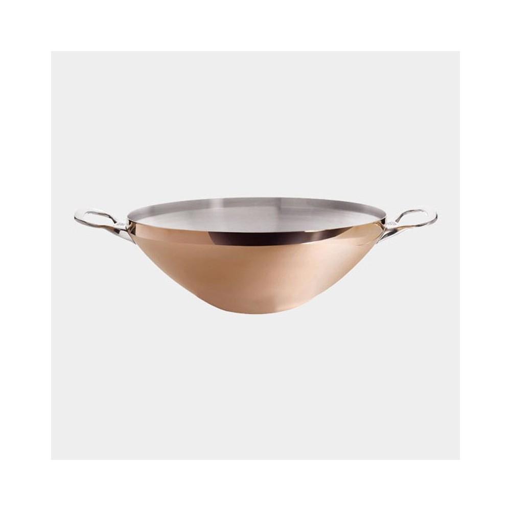 de buyer inocuivre wok