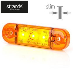 Strands Sidomarkering/Positionljus Led