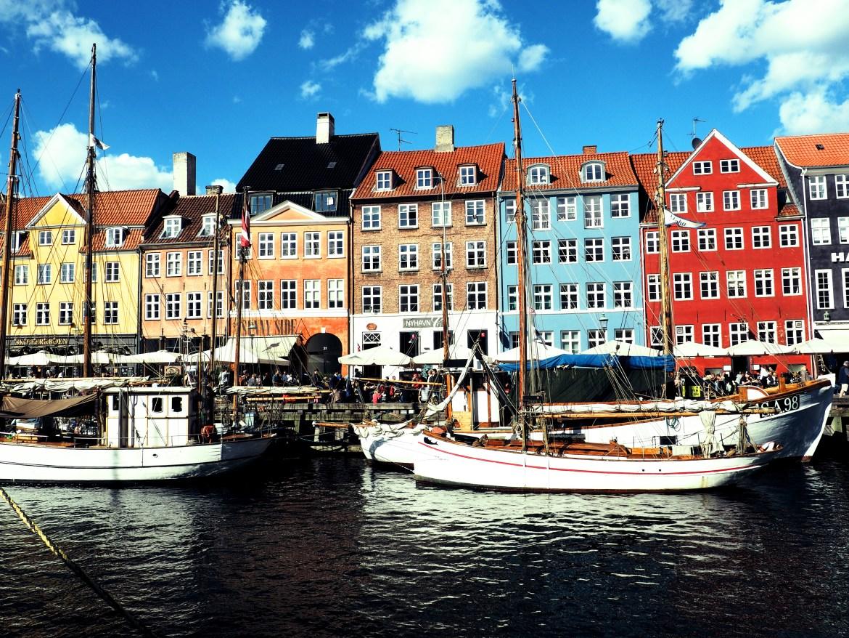 Semesterutmaningen: Packa 10 plagg / Köpenhamn Edition