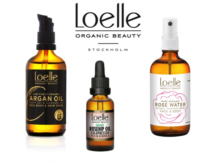 Recension: Loelle Organic Beauty