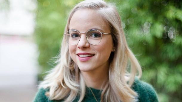 Poetry Slammerin Julia Engelmann Geht Auf Tour