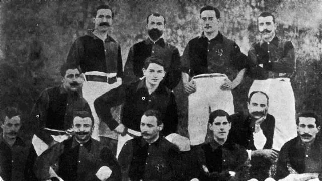 Primer equipo del FC Barcelona