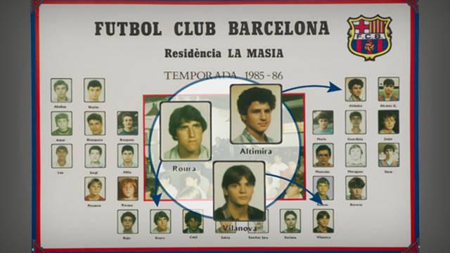 FC Barcelona juvenil semifinales contra el Athletic