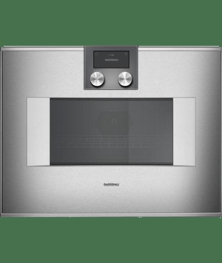 gaggenau bm450110 combi microwave oven