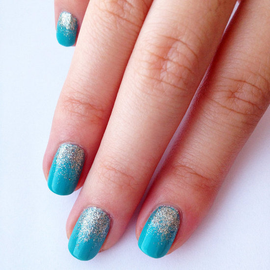 Glitter Nail Art Designs 2017 Ideas Images Tutorial Step By Flowers Pics Photos Wallpapers