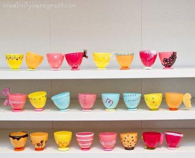 Playtime Teacups