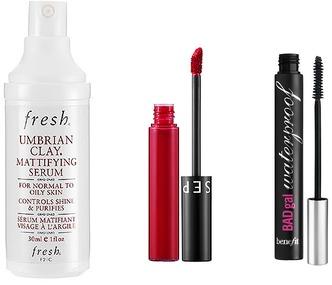 Fresh, Sephora, Benefit