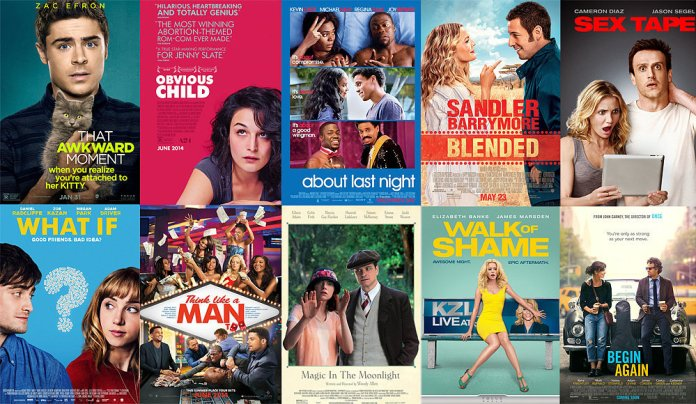 Why Romantic Comedies Are Dead In Hollywood