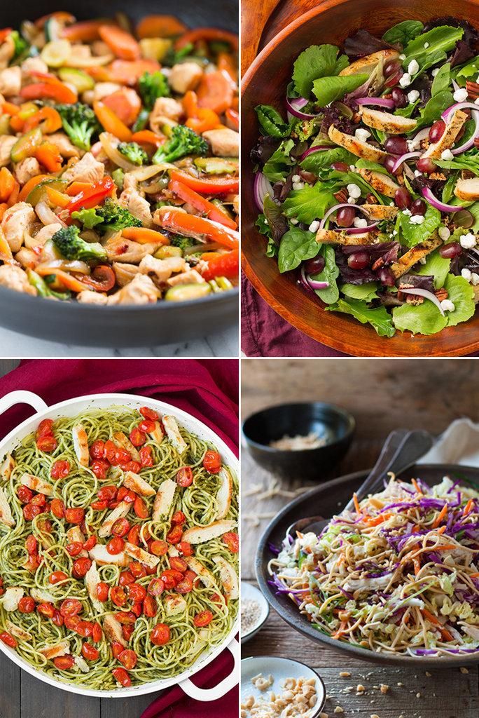 Fast and Easy Chicken Dinner Recipes | POPSUGAR Food