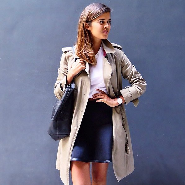 Work-Appropriate With a Sleek Pencil Skirt