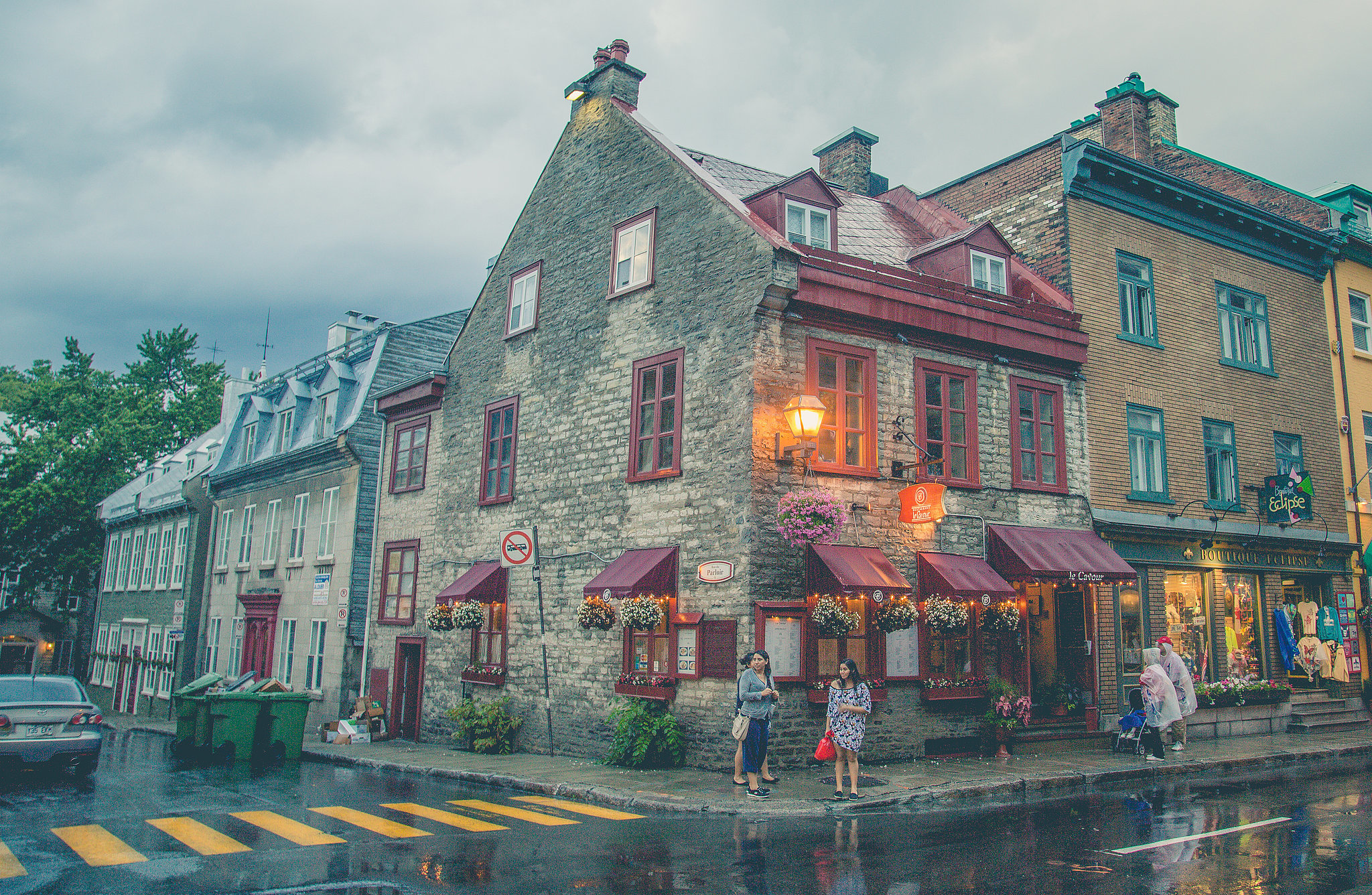 Quebec City Canada 24 Fun And Frugal Bachelorette Party