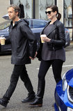 Anne Hathaway ed Adam Shulman ritornano a LA a seguito della loro vacanza hawaiana