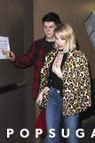 Emma Roberts e Evan Peters hanno una notte della data a Beverly Hills