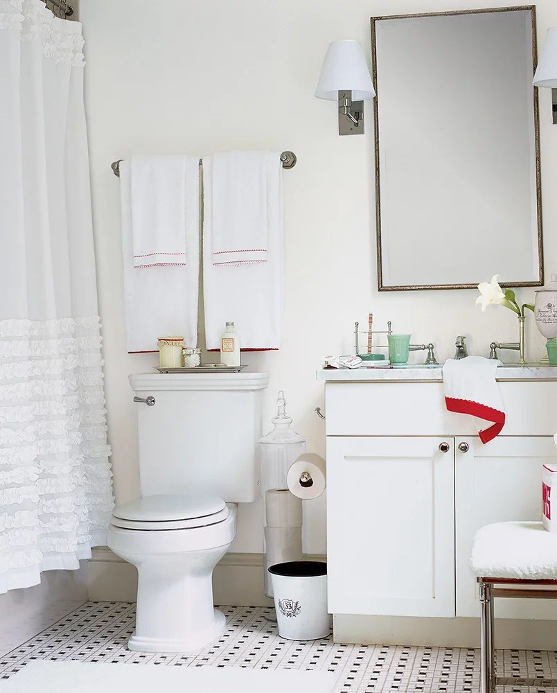 Ways To Make A Small Bathroom Look Bigger POPSUGAR Home