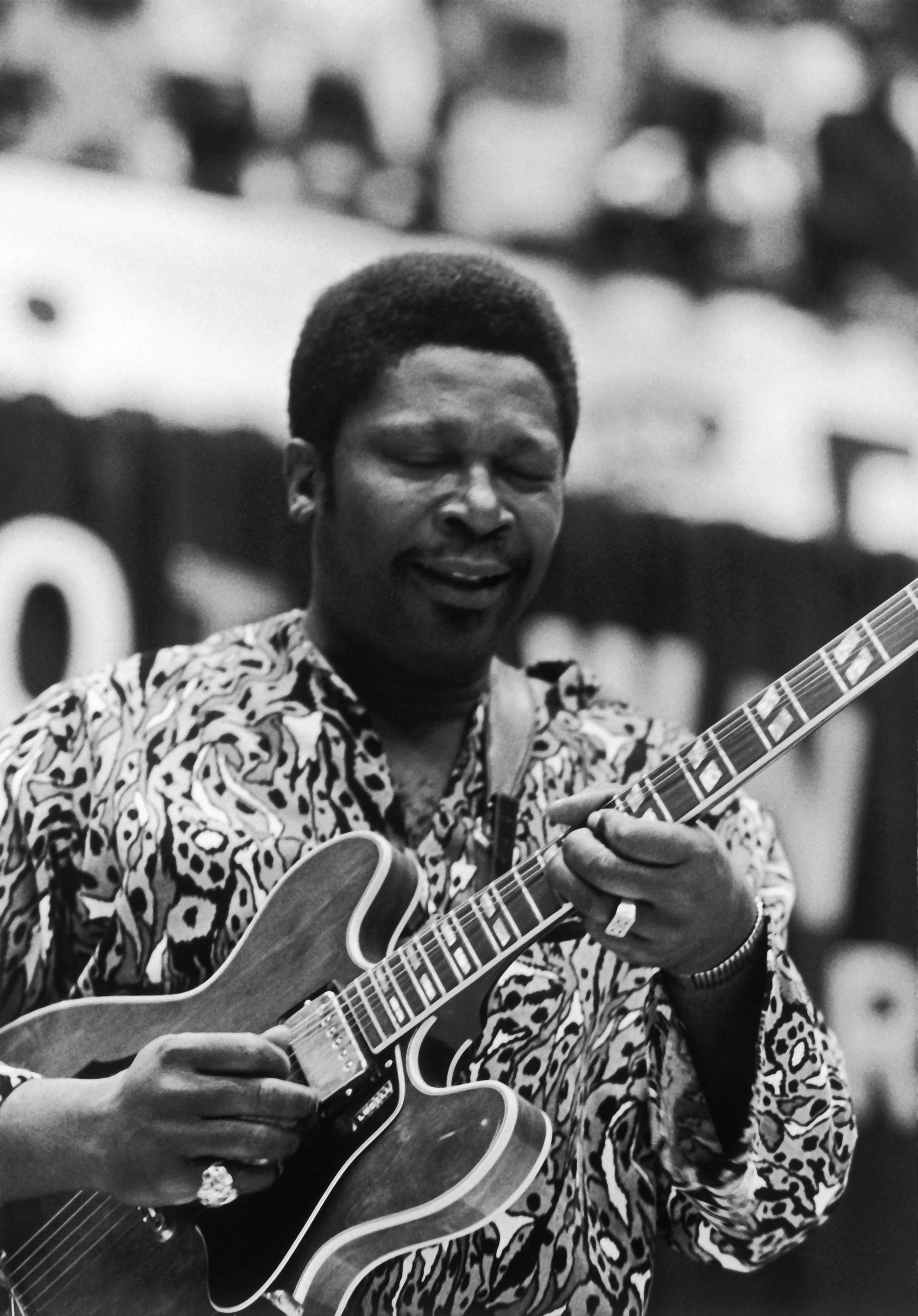 B B King Life Of A Blues Legend And Guitar Hero