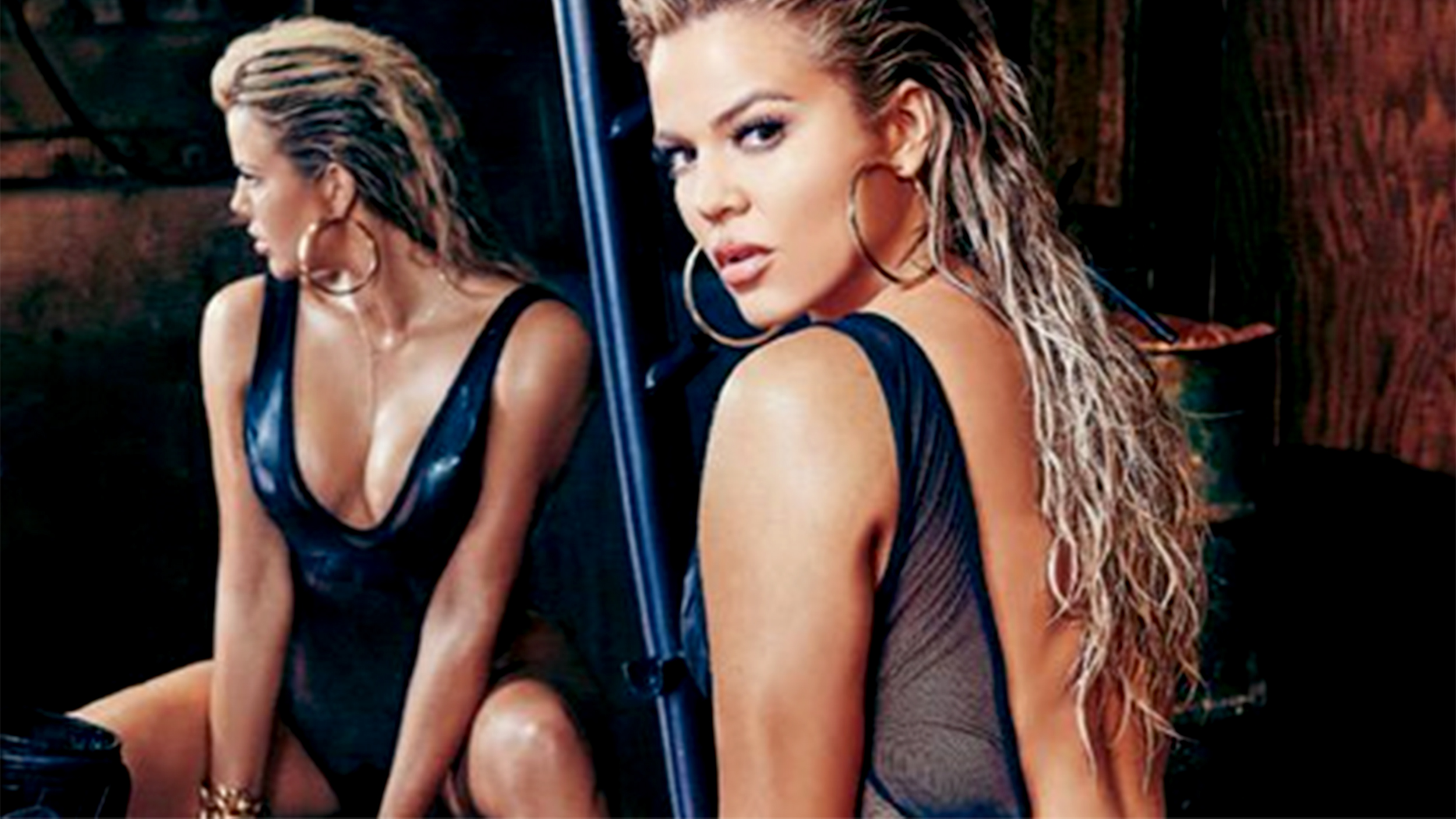 Khloe Kardashian Posts Unretouched Complex Photo Give