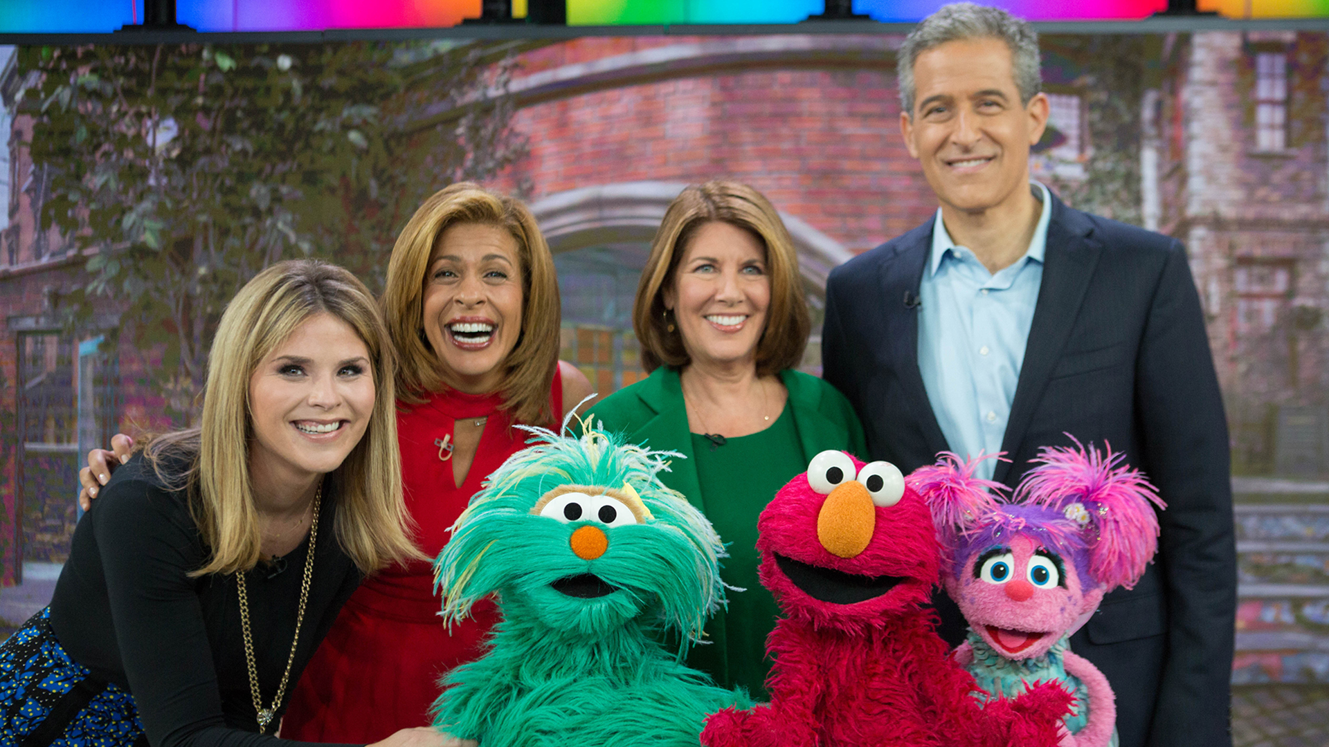 Sesame Street Is Helping Children Cope With Trauma