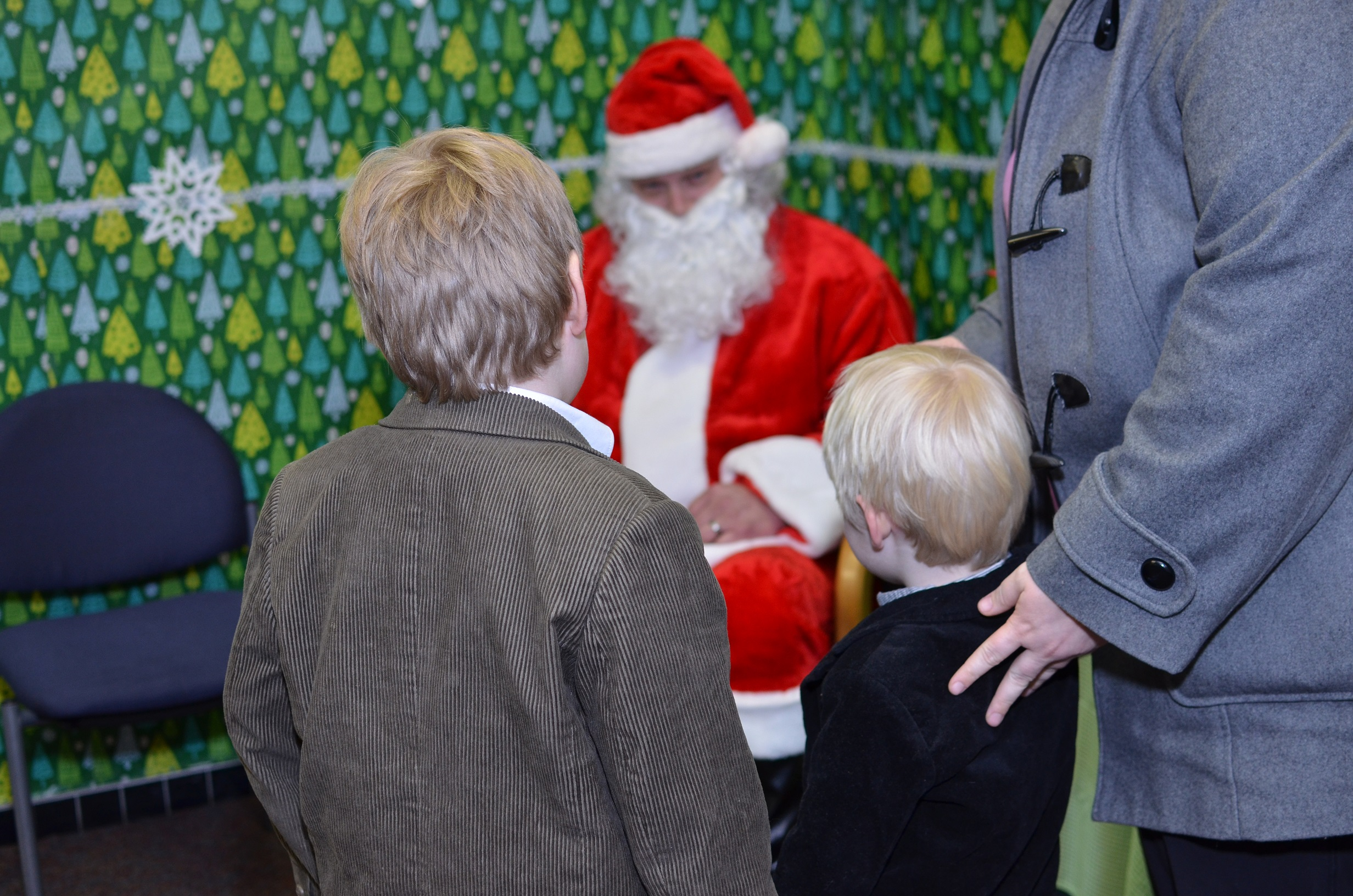 Quiet Santas Help Kids With Autism Make Christmas Wishes