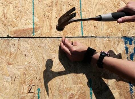 Image result for hammering