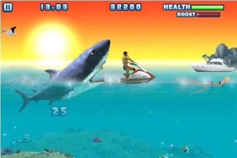 hungry shark evolution hack online