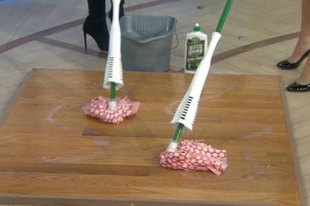 The 3 things mistakes you re making when mopping the floor     and how     How to mop floors and clean house more quickly and efficiently