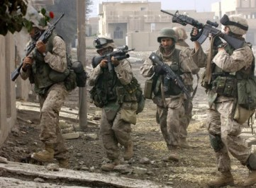 Marines recall thousands of combat vests - World news - Mideast/N. Africa -  Conflict in Iraq | NBC News