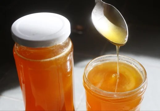 Only honey with no added sugar or corn syrup can be labeled pure, the FDA says