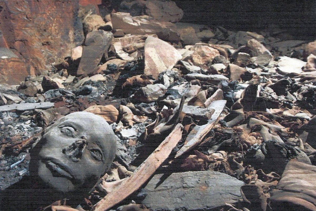 About 50 Mummies Discovered In Egypt S Valley Of The Kings
