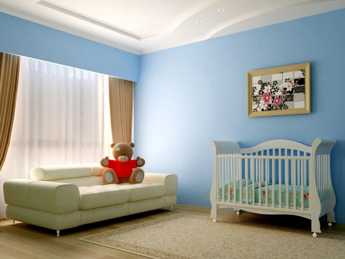 Blue Is The Best Bedroom Color For A Good Nights Sleep