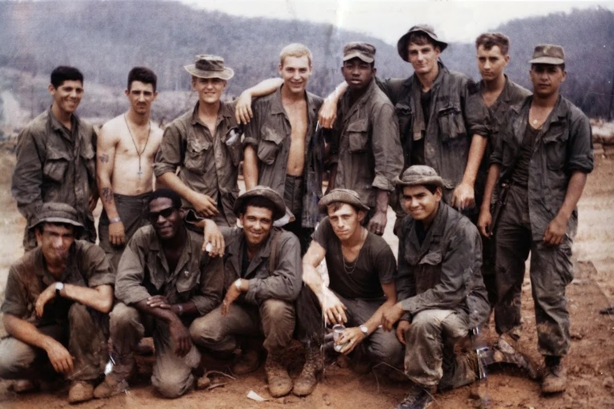 On Two Fronts The Vietnam Experience Through Latino