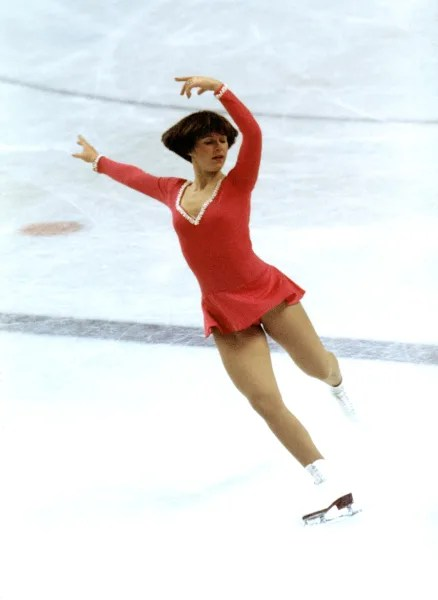 Dorothy Hamill Looks Back On Olympic Gold Her Famous