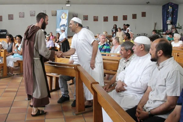 Image: FRANCE-ATTACK-CHURCH-RELIGION