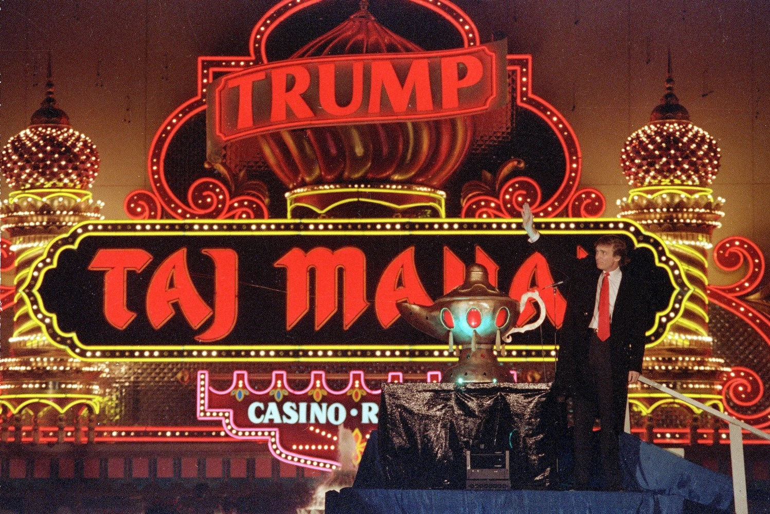 Image result for trump taj mahal casino resort